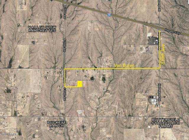 35xxx W Madison Street, Tonopah, AZ 85354 (MLS #6135964) :: CANAM Realty Group