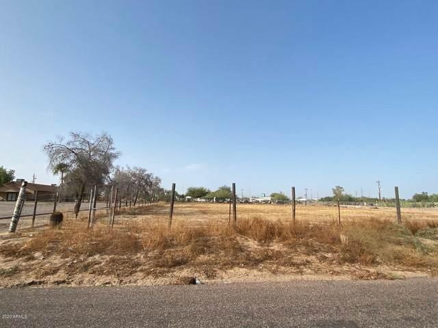 189xx W Latham Street, Buckeye, AZ 85326 (MLS #6135971) :: The Laughton Team