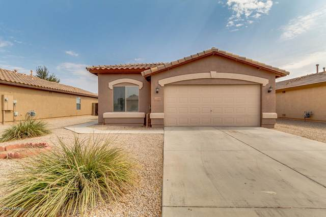 22207 N Bishop Drive, Maricopa, AZ 85138 (MLS #6135978) :: Brett Tanner Home Selling Team