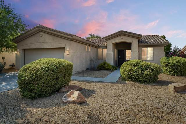 3998 N 146TH Lane, Goodyear, AZ 85395 (MLS #6135981) :: The Everest Team at eXp Realty