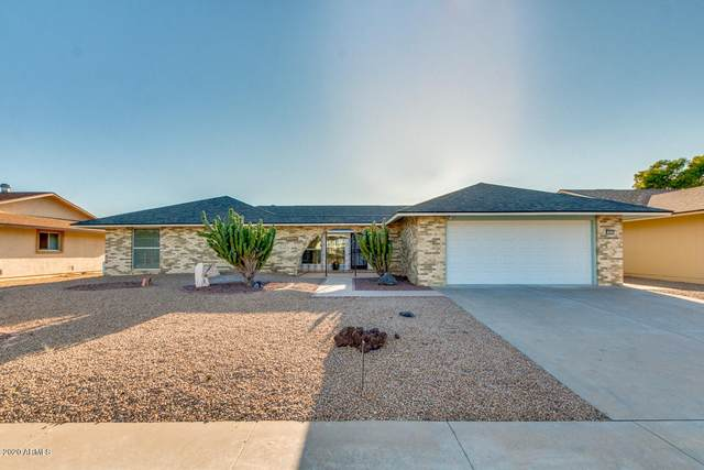 13233 W Marble Drive, Sun City West, AZ 85375 (MLS #6135985) :: Lucido Agency