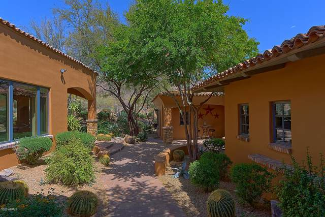 10318 E Foothills Drive, Scottsdale, AZ 85255 (#6135986) :: Luxury Group - Realty Executives Arizona Properties