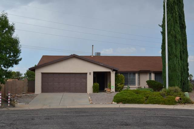 3763 Sandpiper Drive, Sierra Vista, AZ 85650 (MLS #6135988) :: Service First Realty