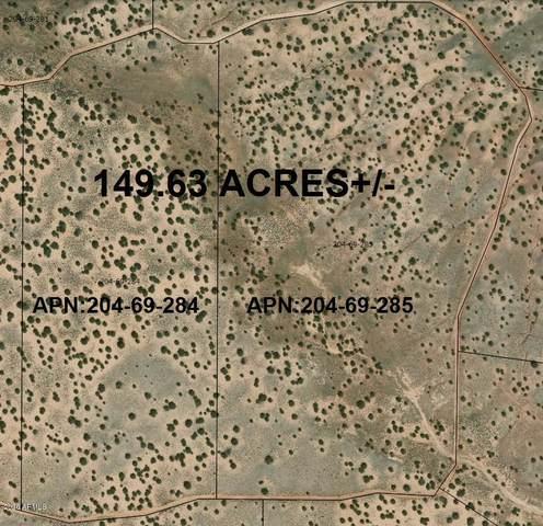 150 Country Rd N 7104, St Johns, AZ 85936 (MLS #6135997) :: Devor Real Estate Associates