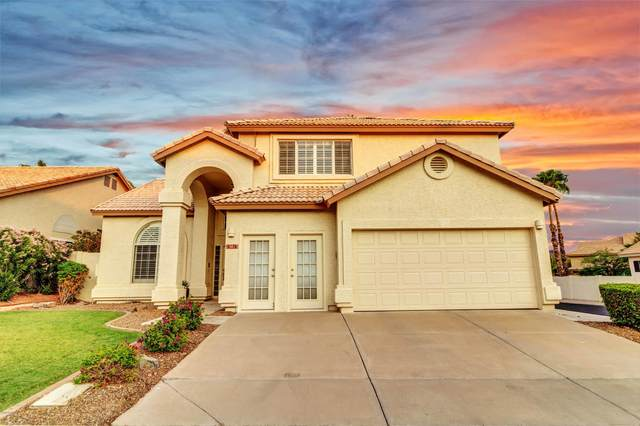 15813 S 13TH Place, Phoenix, AZ 85048 (MLS #6136000) :: Riddle Realty Group - Keller Williams Arizona Realty