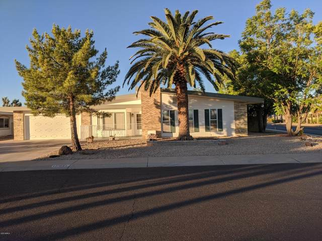 10641 W Mimosa Drive, Sun City, AZ 85373 (MLS #6136003) :: NextView Home Professionals, Brokered by eXp Realty