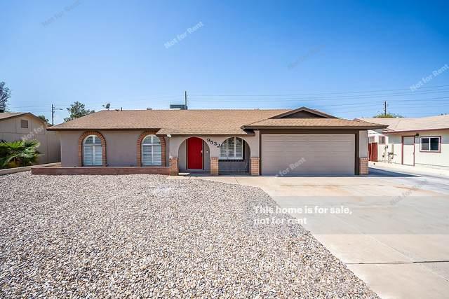 9532 N 74TH Drive, Peoria, AZ 85345 (MLS #6136004) :: Riddle Realty Group - Keller Williams Arizona Realty