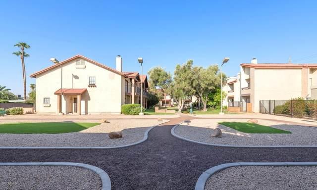 2315 W Union Hills Drive #108, Phoenix, AZ 85027 (MLS #6136008) :: The Luna Team