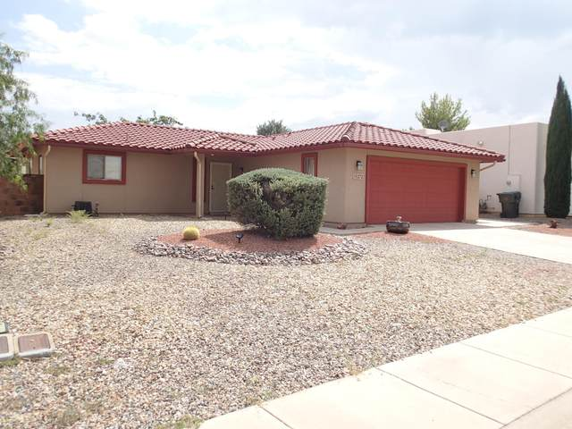 5272 Highland Shadows Drive, Sierra Vista, AZ 85635 (MLS #6136013) :: Service First Realty