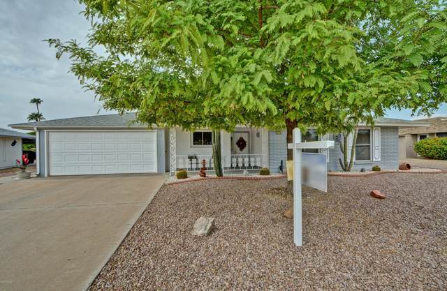 15236 N Rosewood Drive, Sun City, AZ 85351 (MLS #6136024) :: Devor Real Estate Associates