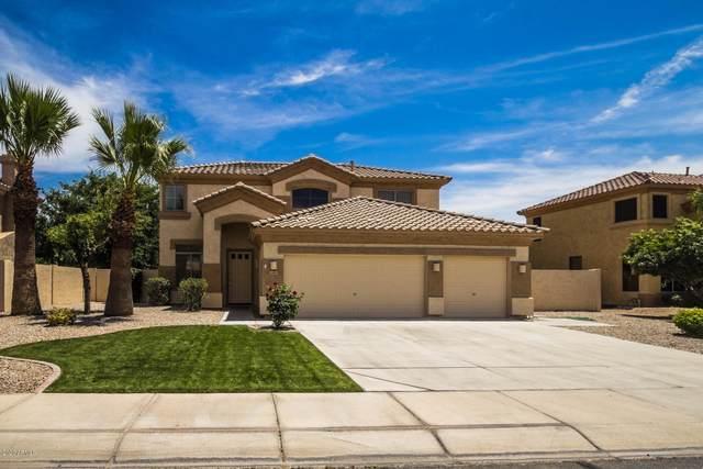 1371 S Central Drive, Chandler, AZ 85286 (MLS #6136044) :: Keller Williams Realty Phoenix