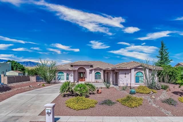 3660 Plaza De La Rosa, Sierra Vista, AZ 85650 (MLS #6136049) :: Service First Realty