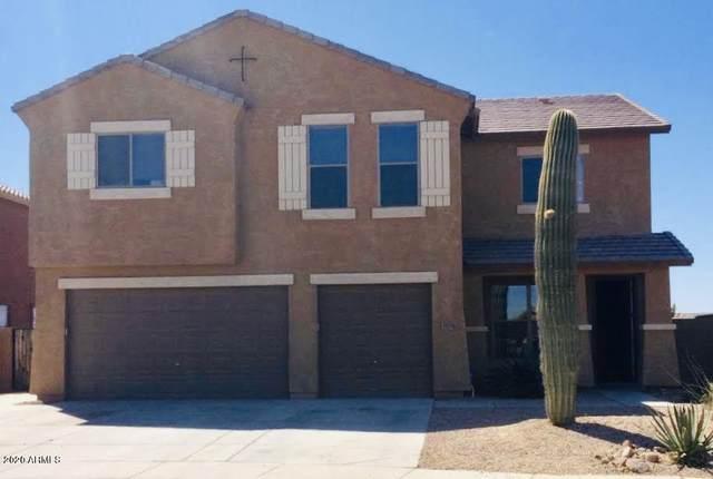17776 N Kari Lane, Maricopa, AZ 85139 (MLS #6136050) :: Keller Williams Realty Phoenix