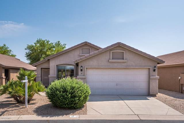 17 E Mayfield Drive, San Tan Valley, AZ 85143 (MLS #6136051) :: The Laughton Team