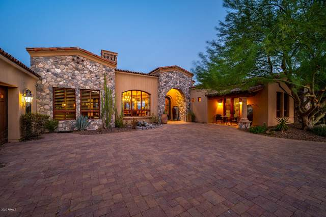 14712 E Paradise Drive, Fountain Hills, AZ 85268 (MLS #6136072) :: CANAM Realty Group