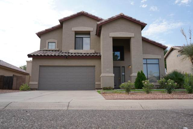 5435 W Wagoner Road, Glendale, AZ 85308 (MLS #6136080) :: The Laughton Team