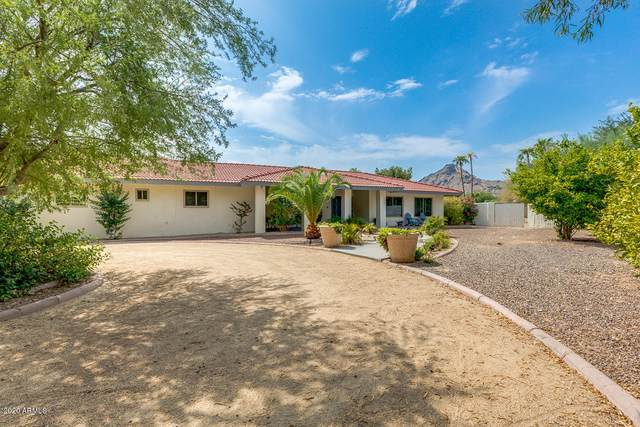 7812 N El Arroyo Road, Paradise Valley, AZ 85253 (MLS #6136095) :: The Everest Team at eXp Realty