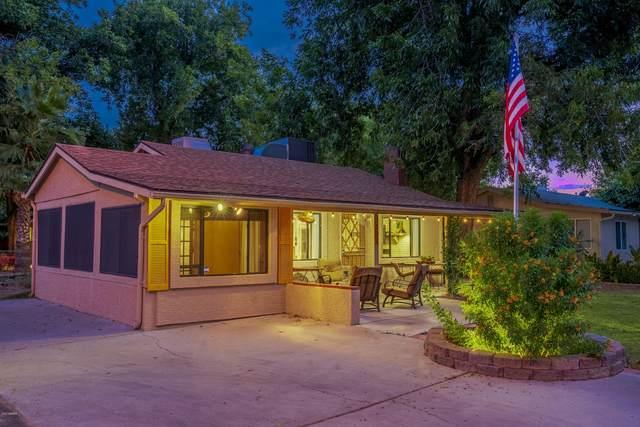 197 Genung Avenue, Wickenburg, AZ 85390 (MLS #6136103) :: Brett Tanner Home Selling Team