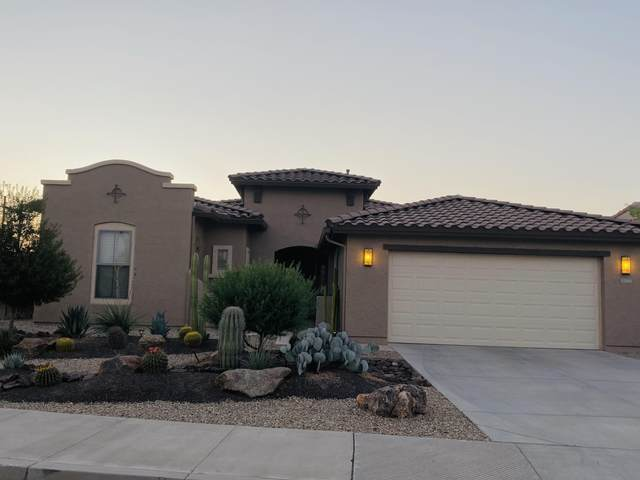 13564 S 179TH Drive, Goodyear, AZ 85338 (MLS #6136110) :: The Everest Team at eXp Realty