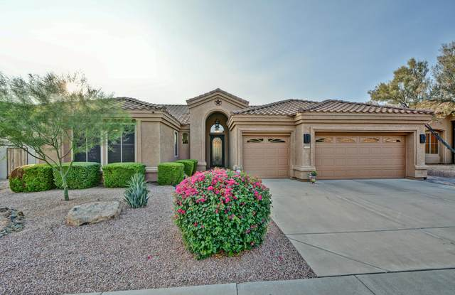 22634 N 47TH Place, Phoenix, AZ 85050 (MLS #6136113) :: The Laughton Team