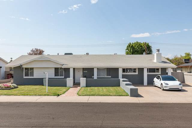 3024 N 83RD Street, Scottsdale, AZ 85251 (MLS #6136128) :: Dave Fernandez Team | HomeSmart
