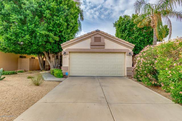 1655 E Saratoga Street, Gilbert, AZ 85296 (MLS #6136140) :: The Laughton Team