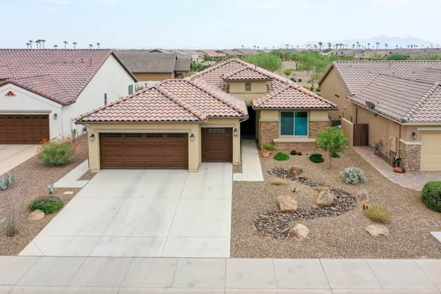 5859 N Grand Canyon Drive, Eloy, AZ 85131 (MLS #6136158) :: Yost Realty Group at RE/MAX Casa Grande