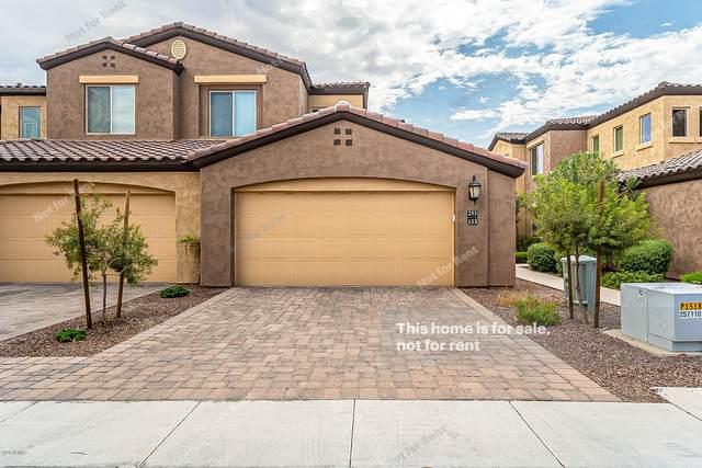 250 W Queen Creek Road #153, Chandler, AZ 85248 (MLS #6136169) :: Dijkstra & Co.