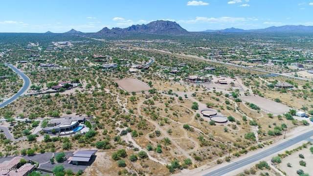 0 E Montgomery Court, Scottsdale, AZ 85262 (MLS #6136174) :: Dijkstra & Co.
