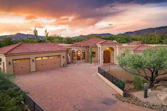 6832 E Stevens Road, Cave Creek, AZ 85331 (MLS #6136178) :: Kepple Real Estate Group