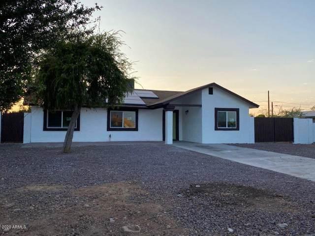 15438 N Jerry Street, Surprise, AZ 85378 (MLS #6136179) :: TIBBS Realty