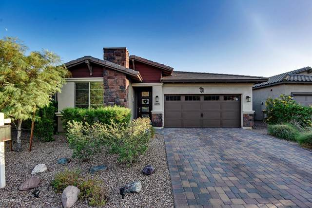 12791 W Caraveo Place, Peoria, AZ 85383 (MLS #6136180) :: Howe Realty