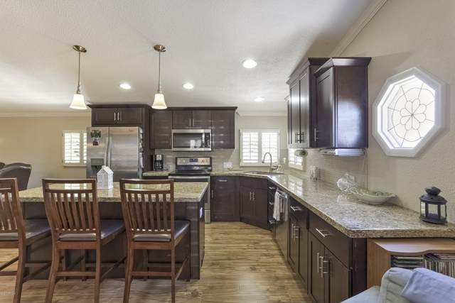 6209 E Mckellips Road #214, Mesa, AZ 85215 (MLS #6136186) :: Conway Real Estate