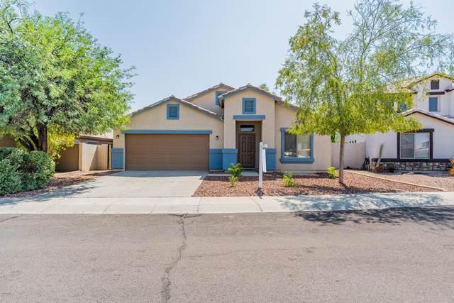 15947 W Central Street, Surprise, AZ 85374 (MLS #6136188) :: TIBBS Realty