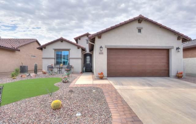 4371 W Box Canyon Drive, Eloy, AZ 85131 (MLS #6136204) :: Yost Realty Group at RE/MAX Casa Grande