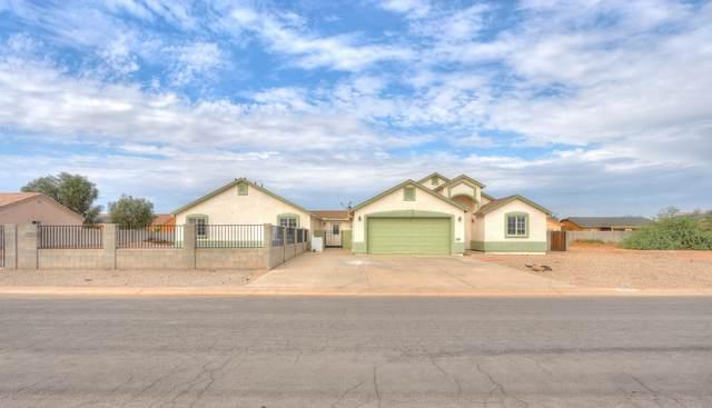 15600 S Guaymas Circle, Arizona City, AZ 85123 (MLS #6136216) :: Keller Williams Realty Phoenix