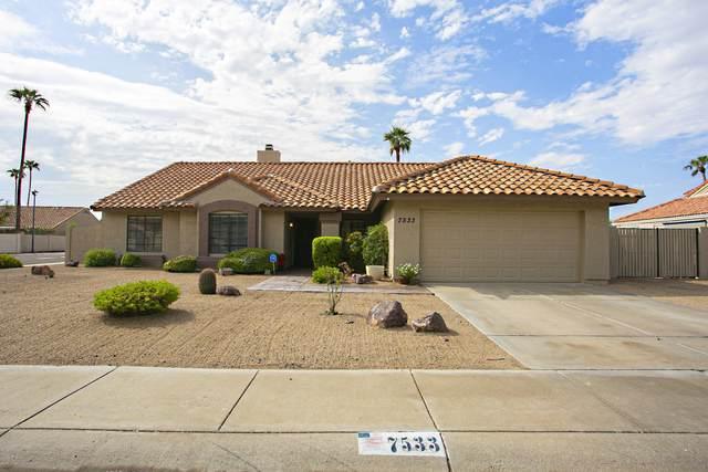7533 W Julie Drive, Glendale, AZ 85308 (MLS #6136218) :: Riddle Realty Group - Keller Williams Arizona Realty