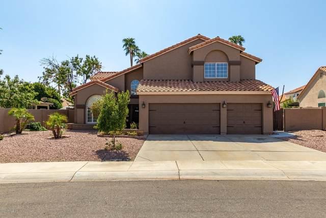 6919 W Escuda Drive, Glendale, AZ 85308 (MLS #6136237) :: Howe Realty