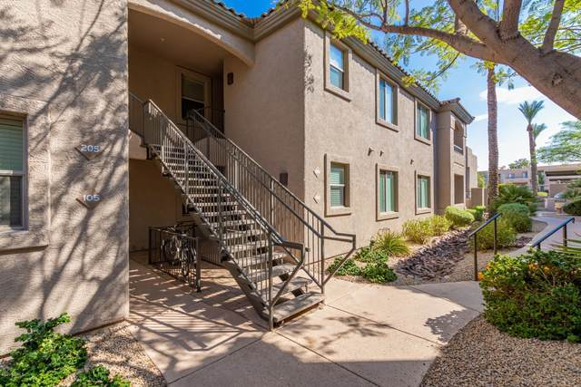 14815 N Fountain Hills Boulevard #106, Fountain Hills, AZ 85268 (MLS #6136238) :: CANAM Realty Group