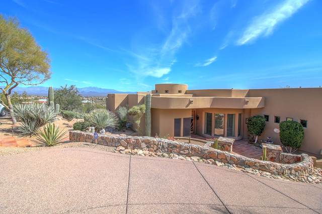 14027 N Sunflower Drive, Fountain Hills, AZ 85268 (MLS #6136241) :: CANAM Realty Group