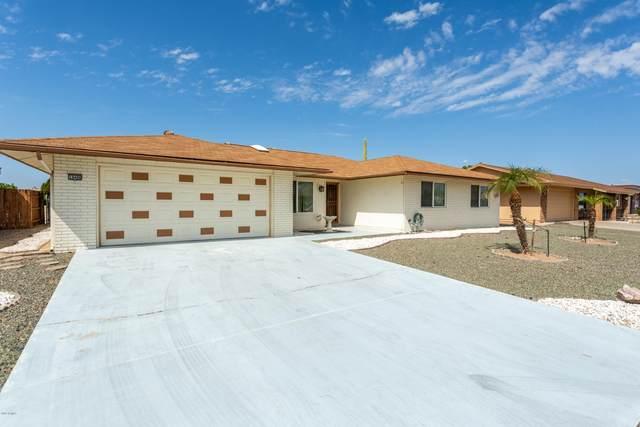 14408 N Lakeforest Drive, Sun City, AZ 85351 (MLS #6136262) :: The Carin Nguyen Team