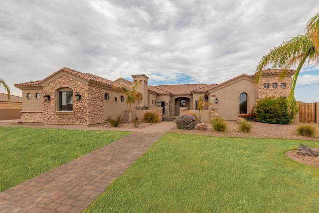 1152 N 107TH Street, Mesa, AZ 85207 (MLS #6136272) :: Brett Tanner Home Selling Team