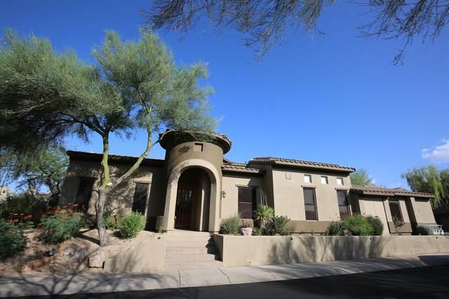 20802 N Grayhawk Drive #1048, Scottsdale, AZ 85255 (MLS #6136284) :: Lucido Agency