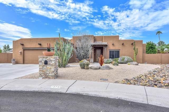 2731 E Laurel Lane, Phoenix, AZ 85028 (MLS #6136295) :: West Desert Group | HomeSmart