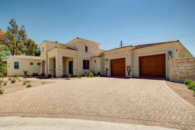 3405 N 39TH Place, Phoenix, AZ 85018 (MLS #6136325) :: Brett Tanner Home Selling Team