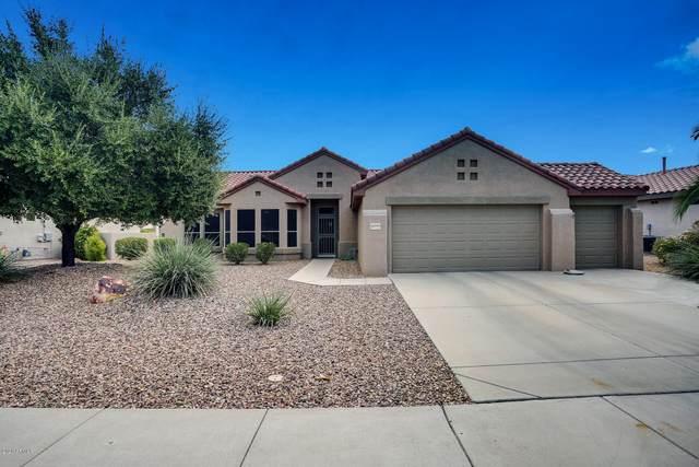 19737 N Hidden Ridge Drive, Surprise, AZ 85374 (MLS #6136332) :: TIBBS Realty