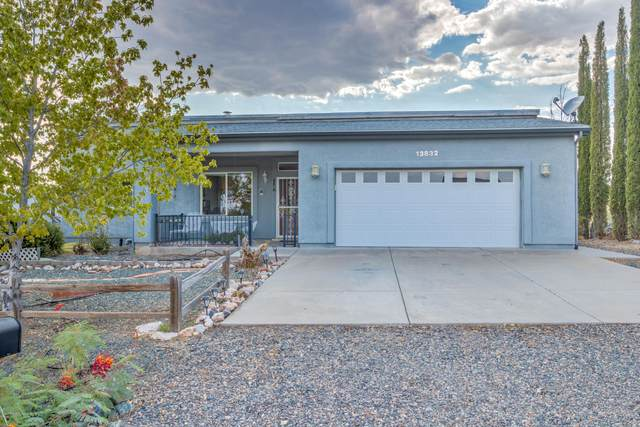 13832 S Bluebird Lane, Mayer, AZ 86333 (MLS #6136338) :: CANAM Realty Group