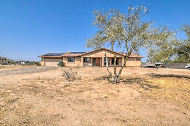 30208 W Latham Street, Buckeye, AZ 85396 (#6136346) :: Luxury Group - Realty Executives Arizona Properties
