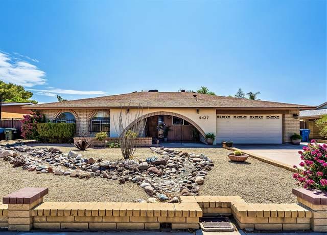 4427 W Sweetwater Avenue, Glendale, AZ 85304 (MLS #6136350) :: Riddle Realty Group - Keller Williams Arizona Realty