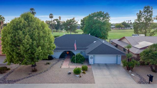 12711 W Paintbrush Drive, Sun City West, AZ 85375 (MLS #6136358) :: CANAM Realty Group